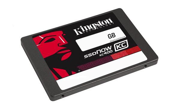 Kingston 256GB SSDNow KC400 Series SATA3, 2.5