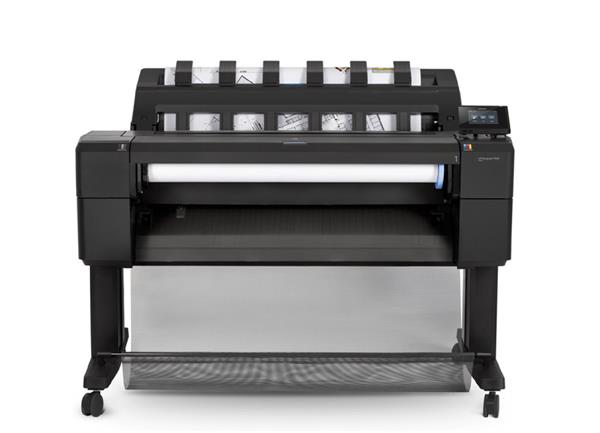 HP DesignJet T930 36-in PostScript® Printer with Enc. HDD