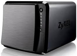 ZyXEL NAS542, 4-bay Dual Core Personal Cloud Storage, Dual Core CPU 1.2GHz, 1GB DDR3 memory, 4 SATA II 2.5