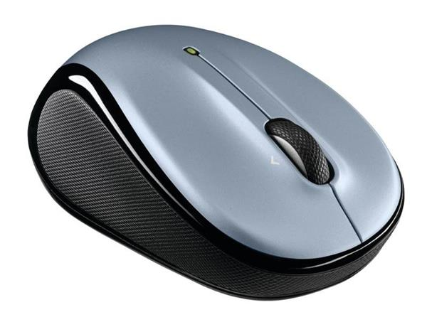 Logitech® Wireless Mouse M325,NO LANG,LIGHT SILVER,EER2
