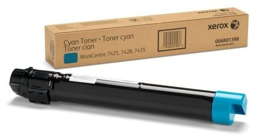 Xerox Cyan Toner Cartridge DMO Sold (WC 75xx/78xx/79xx)