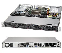 Supermicro Server SYS-5019S-M 1U SP