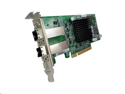 QNAP™Dual-wide-port storage expansion card, SAS 12Gbps.