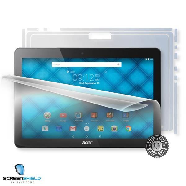 ScreenShield Acer ICONIA One 10 B3-A10 - Film for display protection