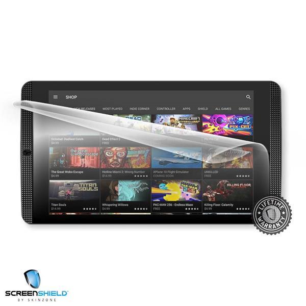 ScreenShield Nvidia Shield K1 - Film for display protection