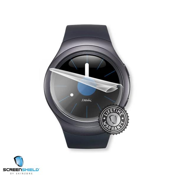 ScreenShield Samsung R720 Galaxy Gear S2 - Film for display protection