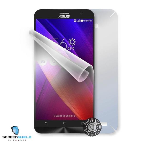 ScreenShield Asus Zenfone 2 ZE500CL - Film for display + body protection
