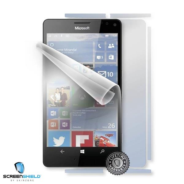 ScreenShield Microsoft Lumia 950 XL Lumia RM-1085 - Film for display + body protection