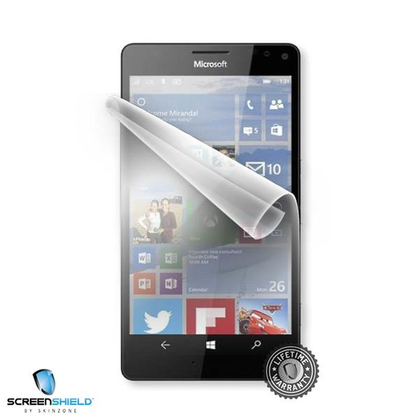 ScreenShield Microsoft Lumia 950 XL Lumia RM-1085 - Film for display protection