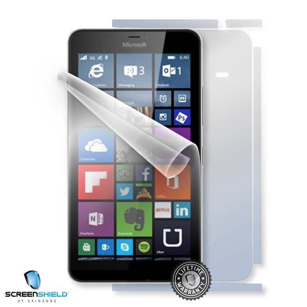 ScreenShield Microsoft Lumia 640 XL Lumia RM-1062 - Film for display + body protection