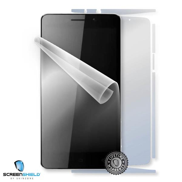 ScreenShield Lenovo VIBE X3 - Film for display + body protection