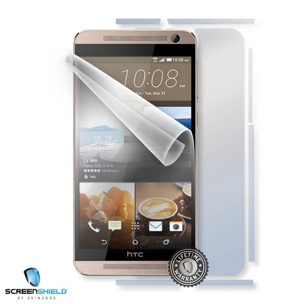ScreenShield HTC One (E9+) Dual Sim - Film for display + body protection