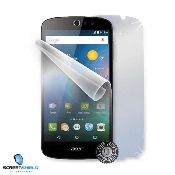 ScreenShield Acer Liquid Z530 - Film for display + body protection