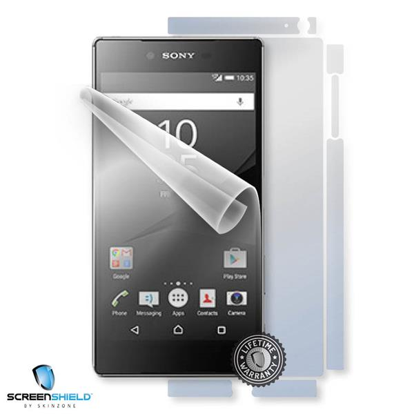 ScreenShield Sony Xperia Z5 Premium - Film for display + body protection