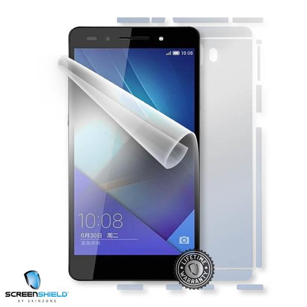 ScreenShield Huawei Honor 7 - Film for display + body protection