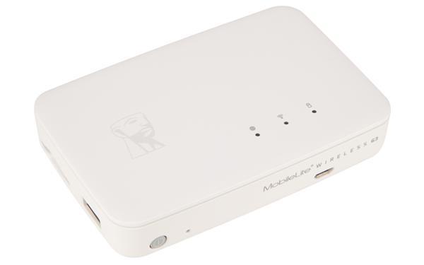 Kingston MobileLite Wireless G3 - bezdrôtová čítačka kariet