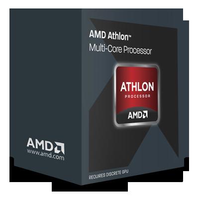 AMD, Athlon II X4 845 Processor BOX, soc. FM2+, 65W, Black Edition, 95W tichý ventilátor