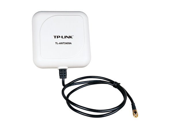 TP-LINK TL-ANT2409A, 2.4 GHz smerová wifi anténa 9dBi RP-SMA