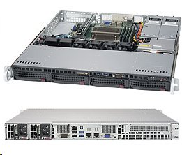Supermicro Server SYS-5019S-MR 1U SP