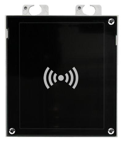 2N Helios IP Verso - 13.56MHz čtečka RFID karet, příprava pro NFC, čte UID