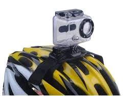 Xiaomi Yi držiak na helmu k Yi kamere, čierny