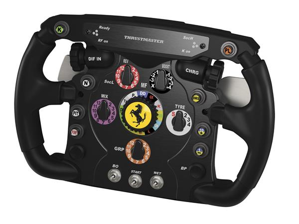 Thrustmaster Volant Ferrari F1 Add-On pre T300/T500/TX Ferrari 458 Italia (4160571)