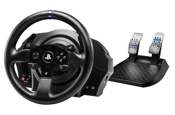 Thrustmaster Sada volantu a pedálů T300 RS pro PS4, PS4 PRO, PS3 a PC (4160604)