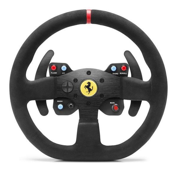 Thrustmaster Volant Ferrari 599XX EVO 30 Wheel Add-On Alcantara Edition pro T/TX-série (4060071)