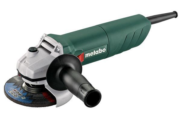 Metabo W 750-125, 725-Wattová Uhlová brúska