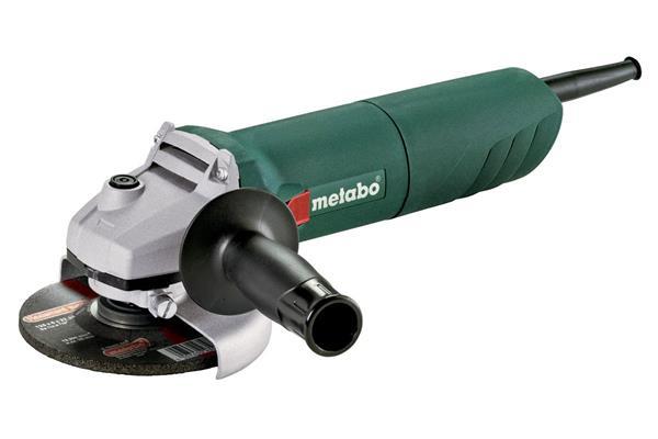 Metabo W 1100-125 Uhlová brúska