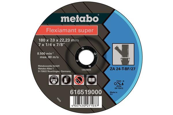 Metabo Flexiamant Super 125x7,0x22,23 zliatina