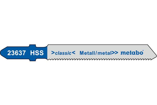 Metabo 25 pílových plátkov 50 mm / 1,2