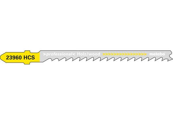 Metabo 5 pílových plátkov 74 mm / 4 progr.
