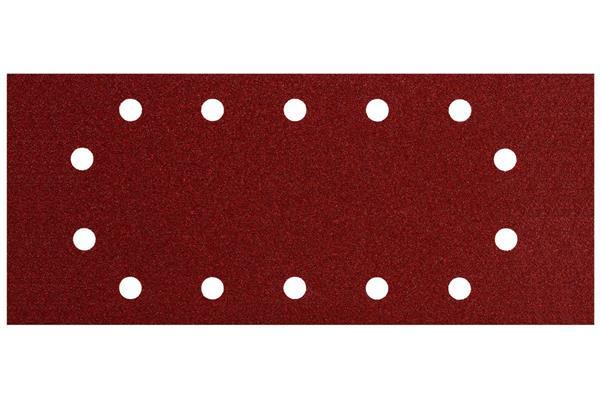 Metabo 10 brúsnych papierov 115x280 mm P 120
