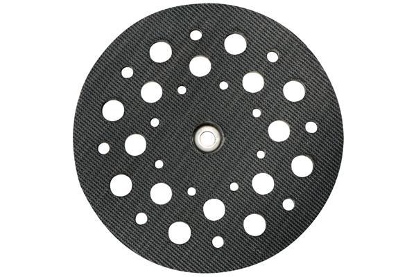 Metabo Oporný tanier 125 mm, stredne tvrdý, dierovaný, SXE 3125