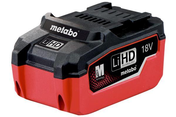 Metabo Akumulátor LiHD 18V - 5,5 Ah