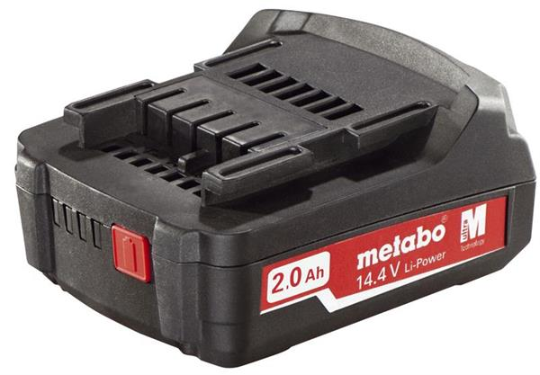 Metabo Akumulátor 14,4 V, 2,0 Ah, Li-Power