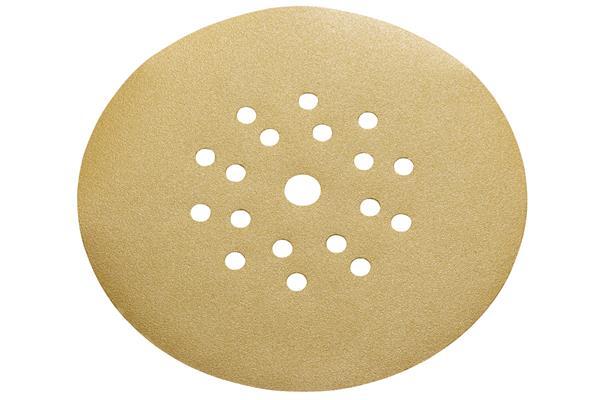 Metabo 25 brúsne papiere so suchým zipsom 225 mm P 60