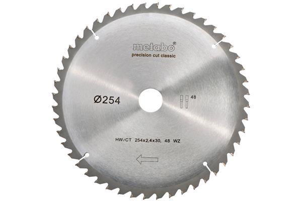 Metabo Pílový kotúč HW/CT 305x30, 56 WZ 5°neg