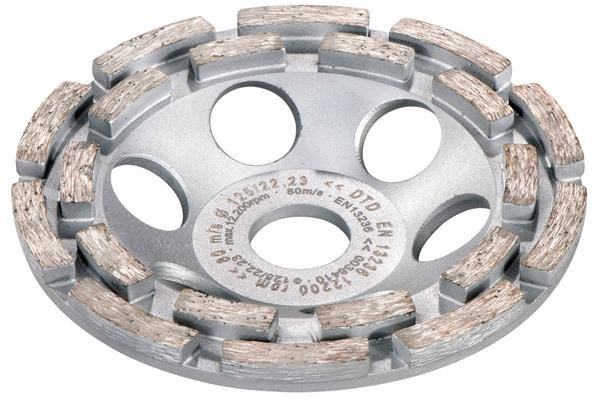 Metabo Diamantový brúsny hrniec 125 mm Beton classic