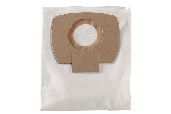 Metabo 5ks Tkanivových filtračných sáčkov - 25/30 L, ASA 25/30 L PC/ INOX