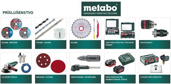 Metabo Tavné lepidlo 11x200 mm