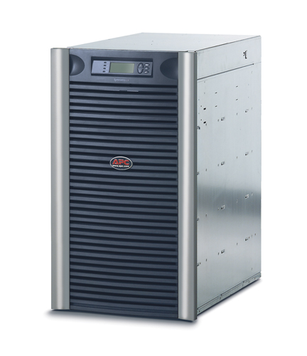 APC Symmetra LX 8kVA Scalable to 16kVA N+1 Rack-mount, 220/230/240V or 380/400/415V