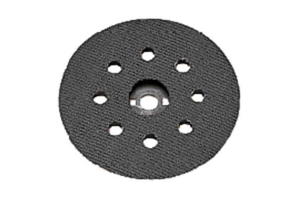 Metabo Oporný tanier 125 mm, mäkký, dierovaný, SXE 425