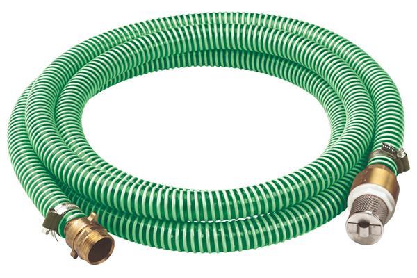 Metabo Standard suction hose set, 4 m