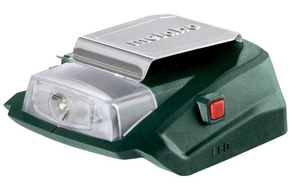 Metabo PA 14.4-18 LED-USB * Aku Power Adaptér