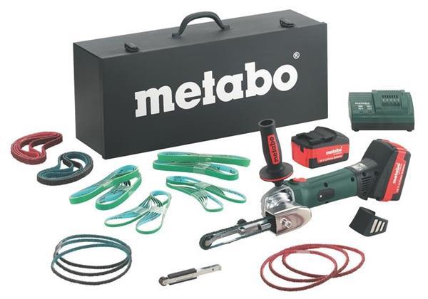 Metabo BF 18 LTX 90 Set * Aku-Pásový pilník