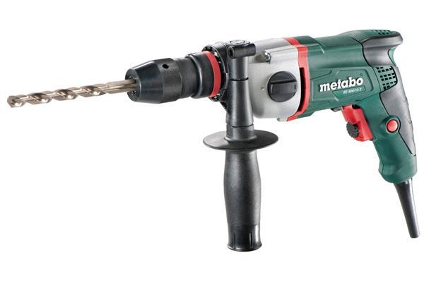 Metabo BE 600/13-2 Vŕtačka, 600-Wattová Vŕtačka s elektronikou