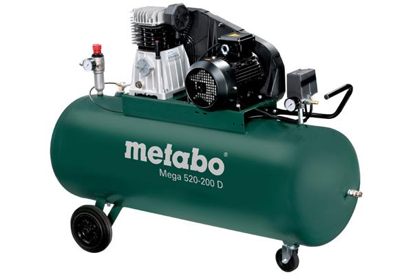 Metabo Mega 520-200 D * Kompresor
