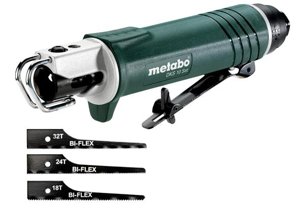 Metabo DKS 10 Set DL Vzduchová píla na karosérie
